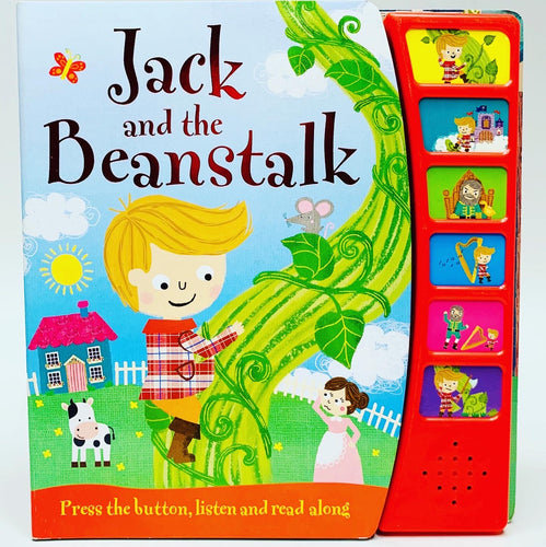Jack and the Beanstalk Sound Book