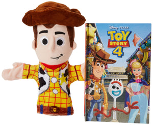 Toy Story 4: Book and Hand Puppet