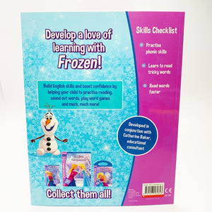 Disney Learning: Frozen Words to Read and Learn (Ages 6-7)