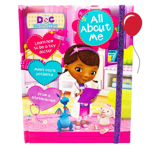 Disney Junior's Doc Mcstuffins: All About Me