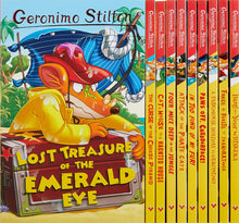 Load image into Gallery viewer, The Geronimo Stilton Collection: Series 1