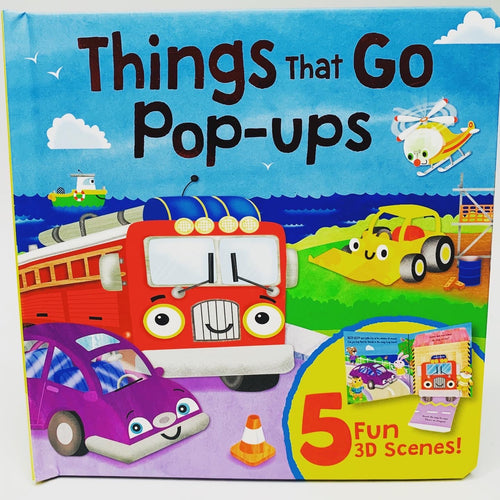 Things That Go: Pop-ups