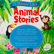 Load image into Gallery viewer, 5 Minute Tales: Animal Stories