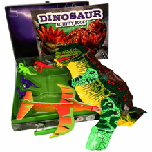 Load image into Gallery viewer, Dinosaur Activity Box