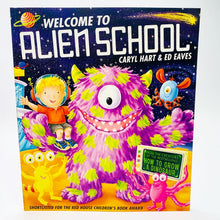 Load image into Gallery viewer, Welcome to Alien School