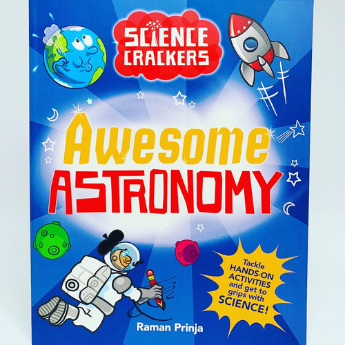 Science Crackers: Awesome Astronomy