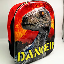 Load image into Gallery viewer, Jurassic World Hardshell Dinosaur Backpack