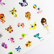 Load image into Gallery viewer, Littlest Pet Shop Puzzle Fun
