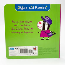 Load image into Gallery viewer, Peppa Pig: Zoe Zebra Mini Board Book