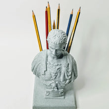 Load image into Gallery viewer, Ides of March: Julius Caesar Pencil Bust