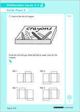 Load image into Gallery viewer, Practice Papers for Maths Level 3-5 (Ages 10-11)