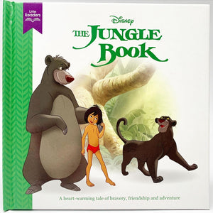 Little Readers: Disney's The Jungle Book