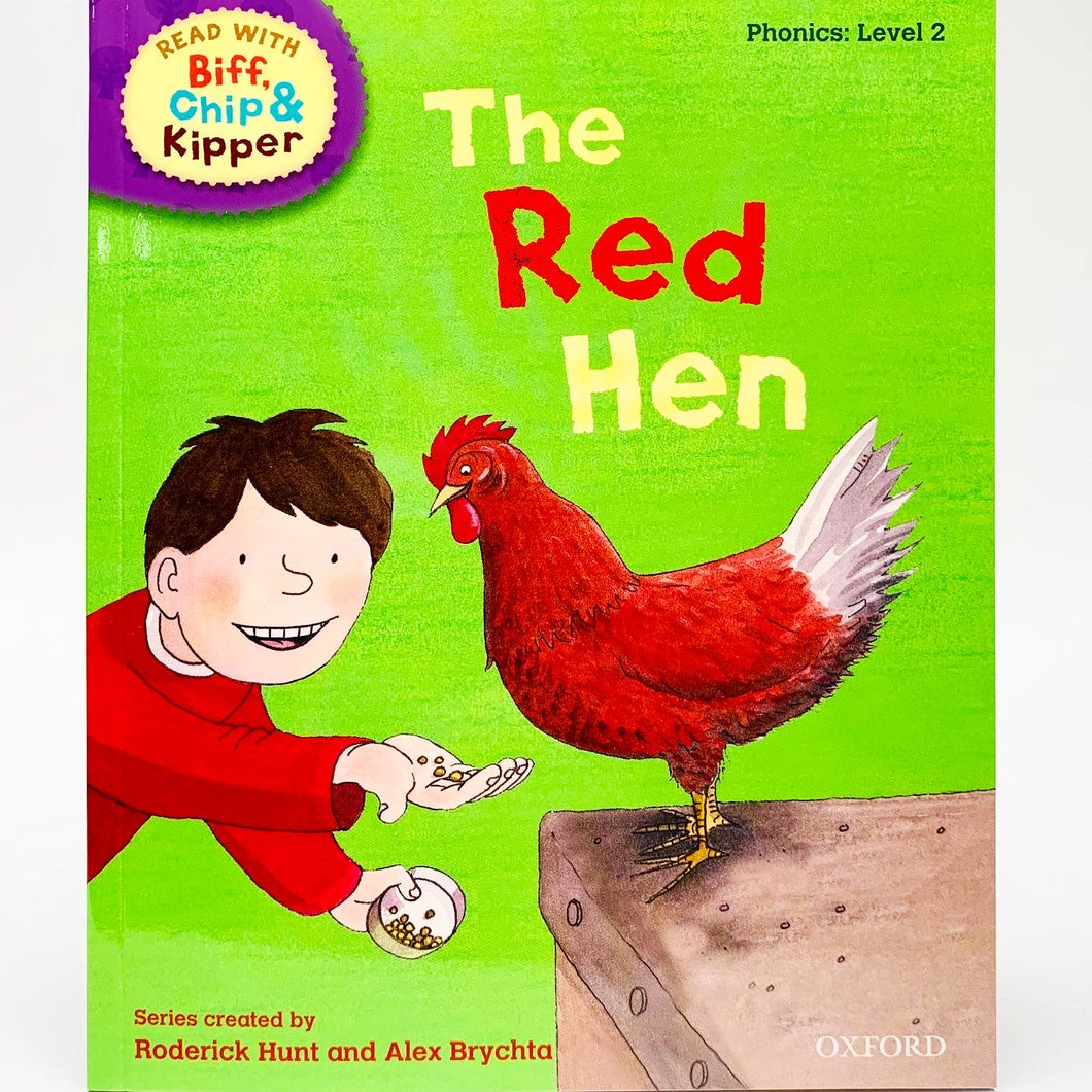 The Red Hen (Level 2)