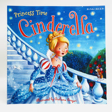 Load image into Gallery viewer, Princess Time Cinderella