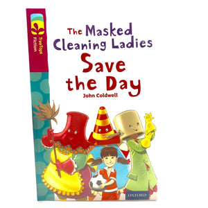 The Masked Cleaning Ladies Save the Day (Level 10)
