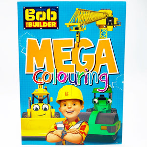Bob the Builder: Mega Colouring