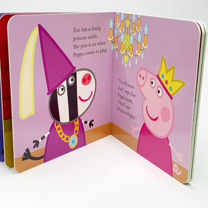 Peppa Pig: Zoe Zebra Mini Board Book