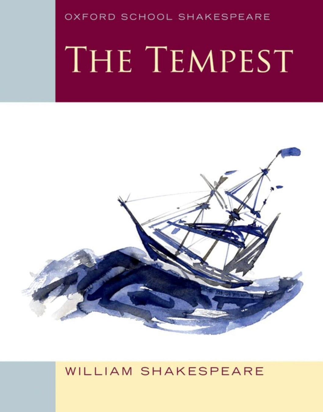 Oxford Reading Shakespeare: The Tempest