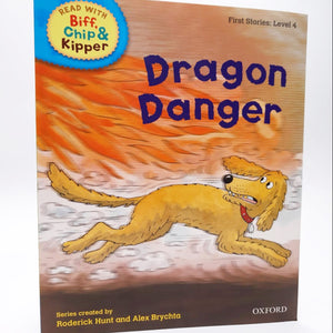 Dragon Danger (Level 4)