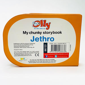 My Chunky Storybook: Jethro the Tractor