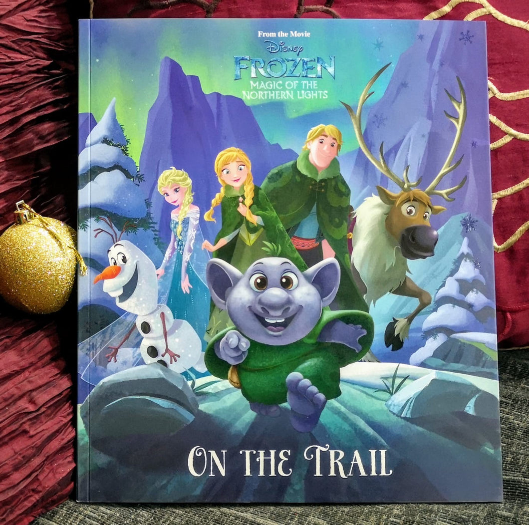 Disney's Frozen: On the Trail