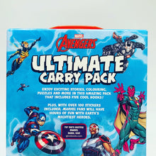 Load image into Gallery viewer, Marvel Avengers: Ultimate Mini Book Carry Pack