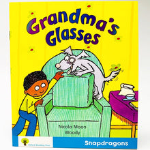 Load image into Gallery viewer, Snapdragons: Grandma's Glasses (Level 3)