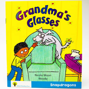 Snapdragons: Grandma's Glasses (Level 3)