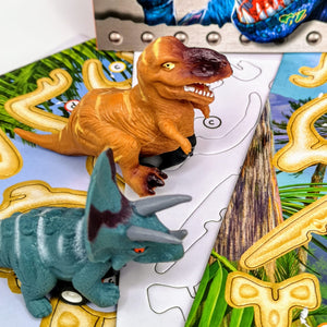 The Ulimate Dinosaur Activity Box