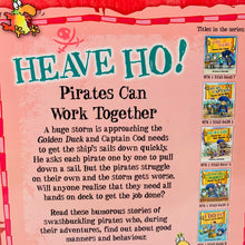 Load image into Gallery viewer, Heave Ho! Pirates Can Work Together
