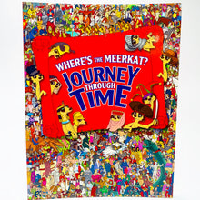 Load image into Gallery viewer, Where's the Meerkat? Journey Through Time