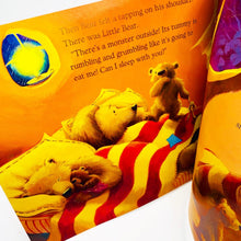 Load image into Gallery viewer, The Bears in the Bed and the Great Big Storm: Picture Book and CD
