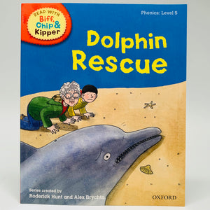 Dolphin Rescue (Level 5)