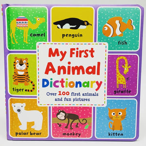 My First Animal Picture Dictionary