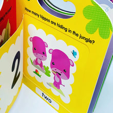 Load image into Gallery viewer, Fisher-Price Discovering Numbers (Lift-the-Flap)