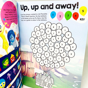 Disney Pixar: Sticker Play Adventure Activities
