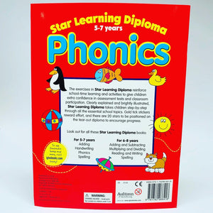 Star Learning Diploma: Phonics (5-7 years)