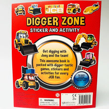 Load image into Gallery viewer, Digger Zone Sticker and Activity Book