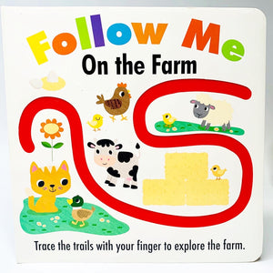Follow Me: On the Farm