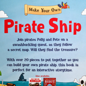 Make Your Own Pirate Ship