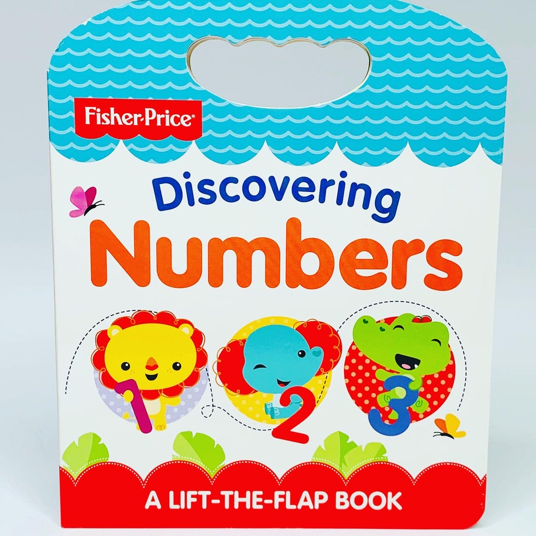 Fisher-Price Discovering Numbers (Lift-the-Flap)