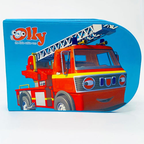 My Chunky Storybook: Royston the Fire Engine