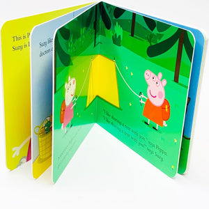 Peppa Pig: Suzy Sheep Mini Board Book