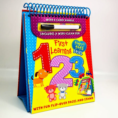 Tiny Tots Easel: First Learning 123