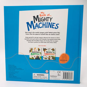 My Book of Mighty Machines