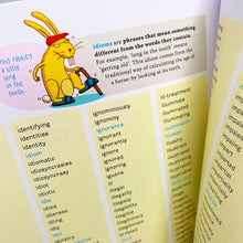 Load image into Gallery viewer, Usborne Illustrated English Spelling Dictionary
