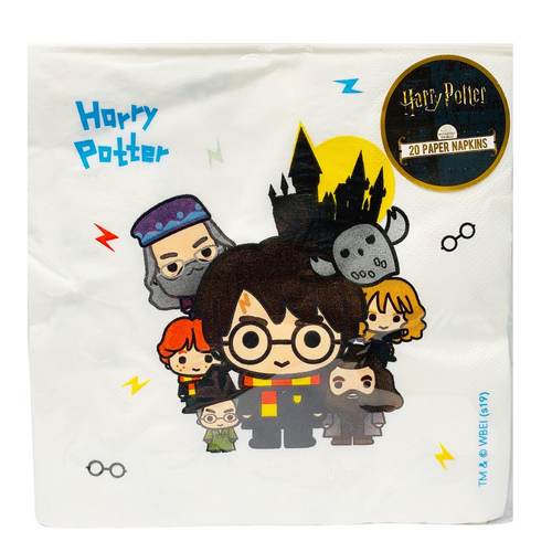 Harry Potter Napkins