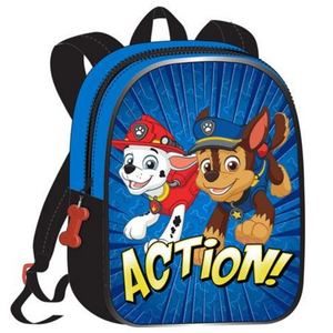 Paw Patrol Backpack: Action!