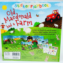 Load image into Gallery viewer, Old Macdonald Had a Farm: Sticker Playbook
