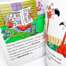 Load image into Gallery viewer, Behaviour Matters: Flamingo is Brave: A book about feeling scared